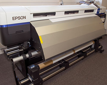 Epson display printer